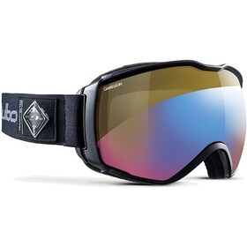 Julbo Aerospace OTG, black-grey/cameleon/silver flash